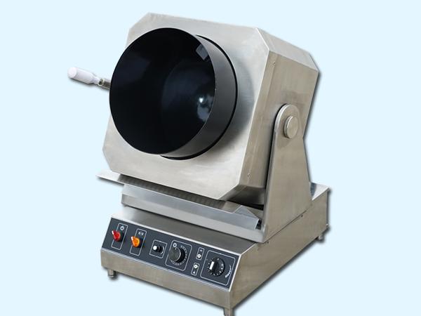 滚筒式自动炒饭机