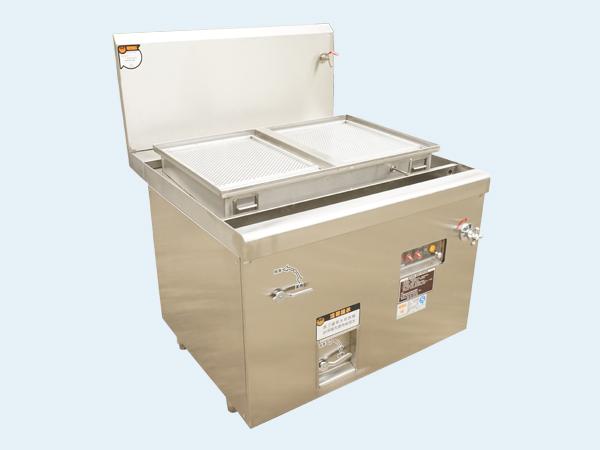 节能温控电热双格肠粉炉(SC-ES-ER