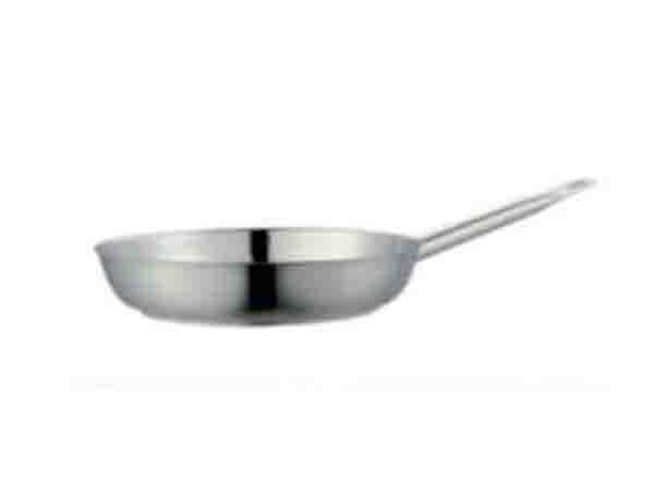 不锈钢复合底煎锅