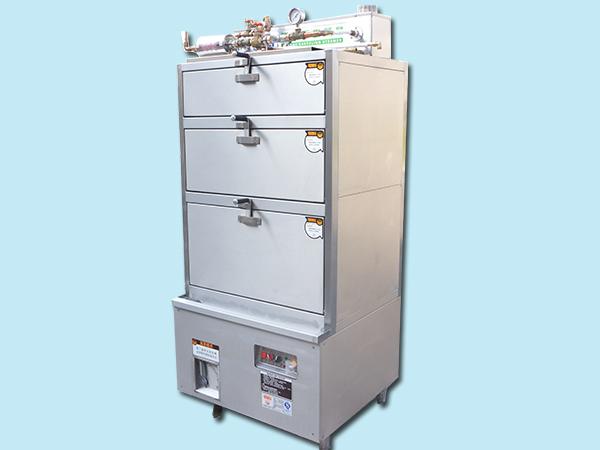 能源再生蒸柜(SC-EF-ST3D-ER)