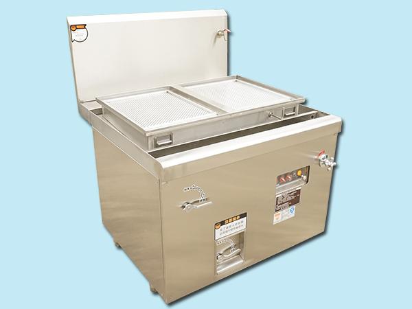 节能温控双格肠粉炉(SC-ES-ER1/18)